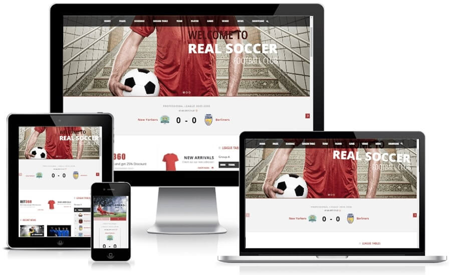 Joomla sport extension and WordPress sport plugin | JoomSport.com