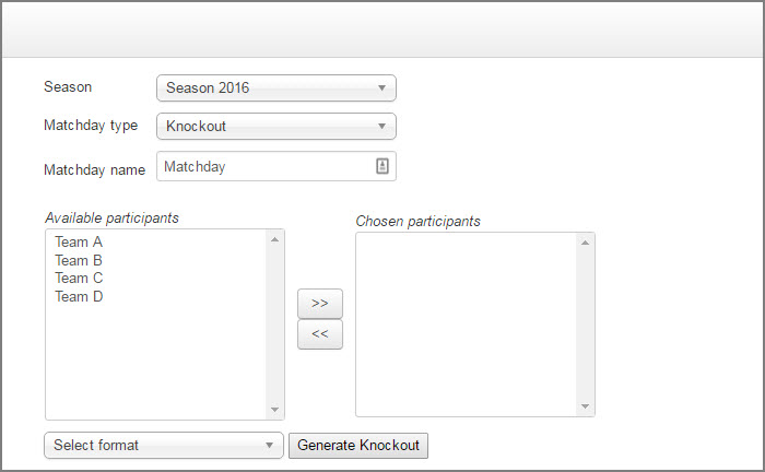 Joomla Sports extension documentation | JoomSport com