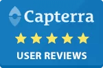 Capterra user reviews